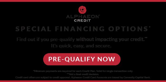Alphaen credit financing options link